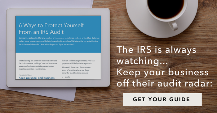 Startups can prevent IRS audits