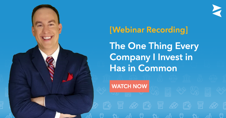 Watch the webinar with Ross Blankenship