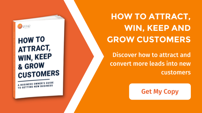 How To Attract Customers Guide - Large CTA