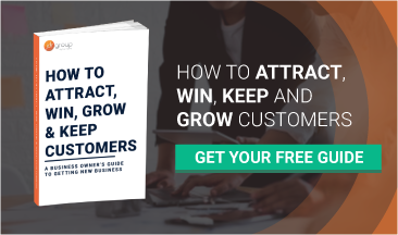How To Attract Customers Guide - Small CTA