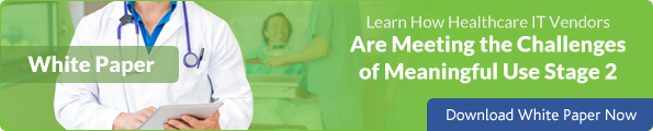 White Paper: Meet the Challenges of Meaningful Use Stage 2
