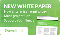 enterprise terminology management