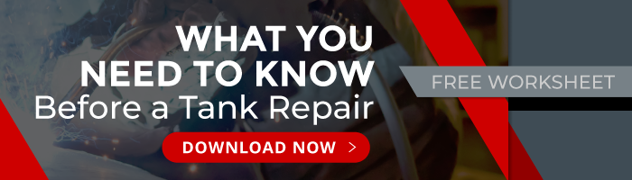 Free tank repair worksheet
