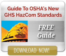 Guide to OSHA GHS HazCom standards