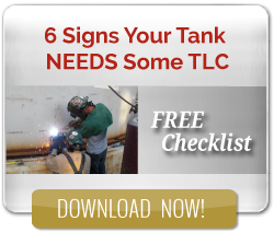 Above Ground Storage Tank Repair