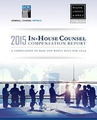 Download the 2015 In-House Counsel Compensation Report