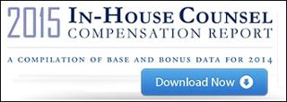 Download MLA's 2015 In-House Counsel Compensation Report