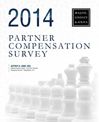 Download the 2014 Partner Compensation Survey