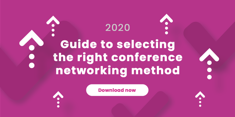 Download your free conference networking handbook today!