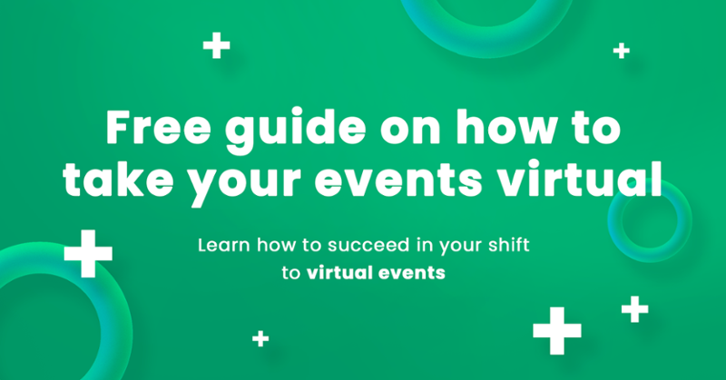 Take your event virtual with Brella's guide to hosting virtual events
