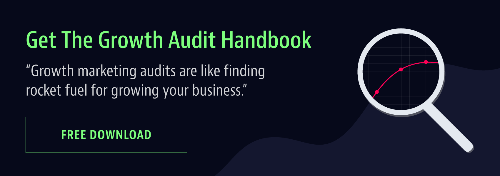 Get The Growth Audit Handbook - Free Download