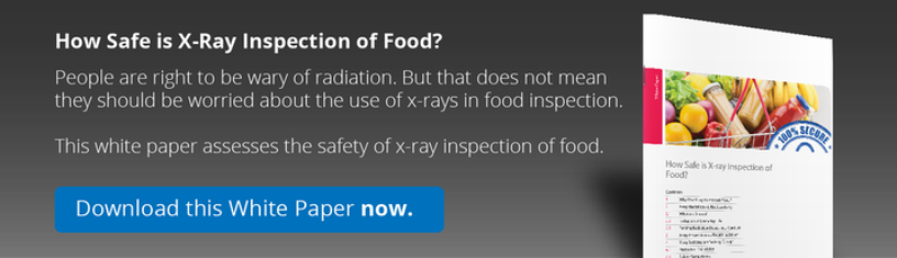 How Safe is X Ray Inspection of Food - Plan Automation