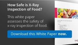 How Safe is X Ray Inspection of Food Whitepaper -Plan Automation
