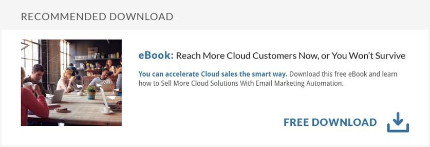Sell More Cloud Ebook Download