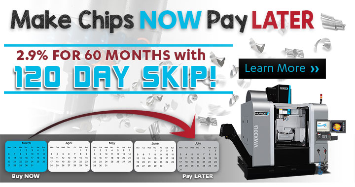 2.9% Financing for 60 months with 120 Day Skip