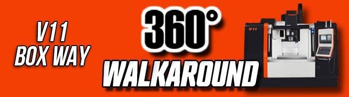 V11 360 Walkaround