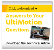 Reduce Cycle Time by 30% with UltiMotion