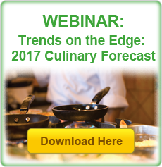 Trends on the Edge: 2017 Culinary Forecast Webinar Download