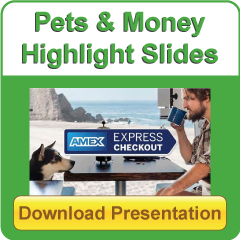Presentation: Pets & Money Highlight Slides