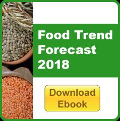 Food Trend Forecast 2018 Ebook