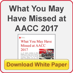 Download Free White Paper: What You May Have Missed at AACC 2017