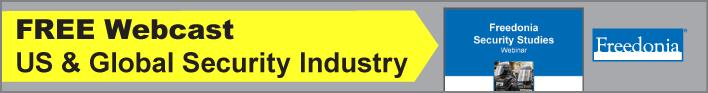 Freedonia Webinar: US & Global Security Industry