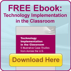 Technology Implementation in the Classroom - Ebook