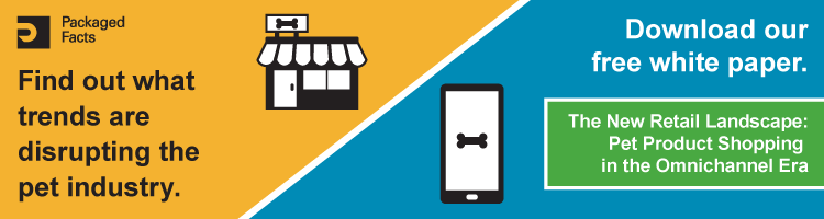 Download our free white paper: Pet Product Shopping in the Omnichannel Era