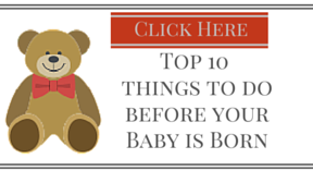 top 10 things to do before before bringing your baby home