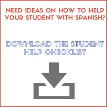 Student Help Checklist CTA