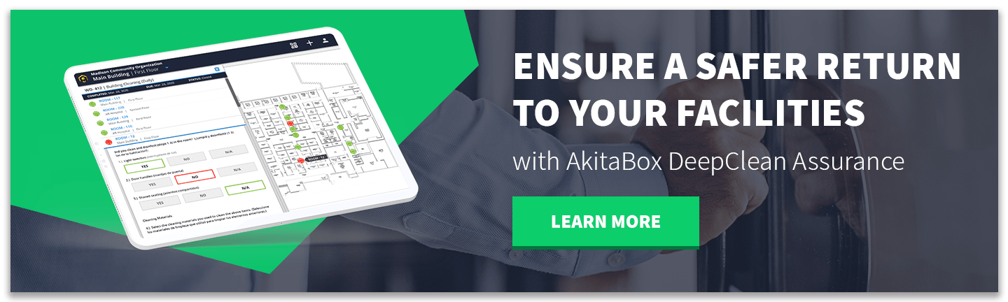Learn More about AkitaBox DeepClean Assurance