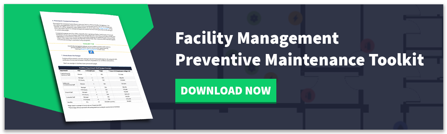Preventive Maintenance Toolkit for Facility Management