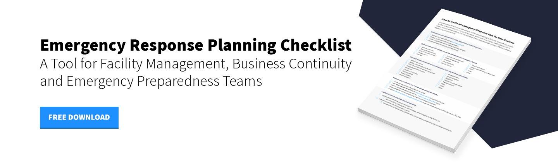 Download - Emergency Response Planning Checklist