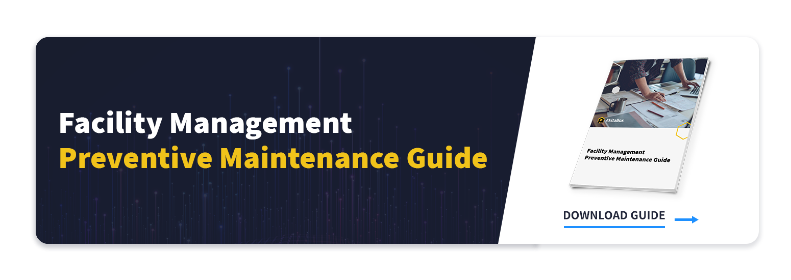 Facility Management Preventive Maintenance Guide CTA to guide download page