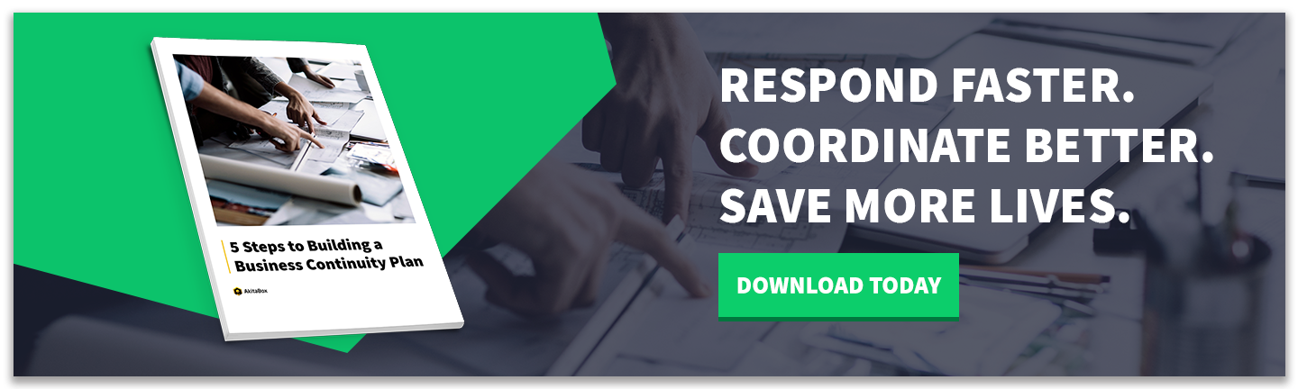 Download 5 Steps to Building a Business Continuity Plan