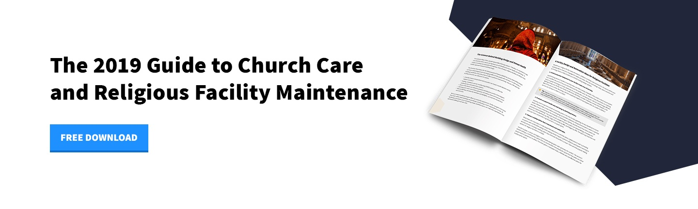 Download Now - 2019 Guide to Church Care and Religious Facility Maintenance