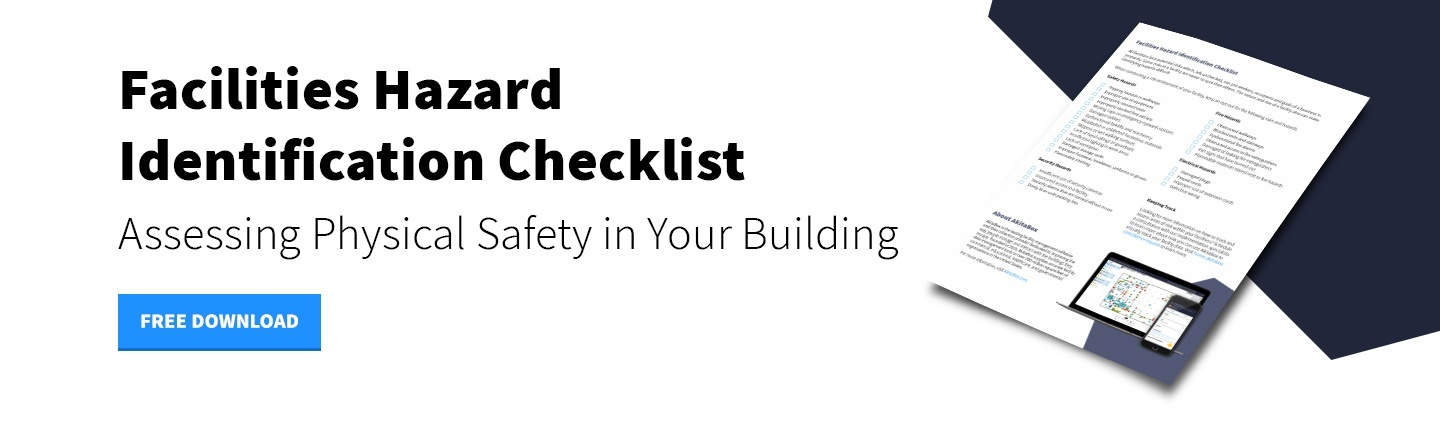 Download - Facilities Hazard Identification Checklist