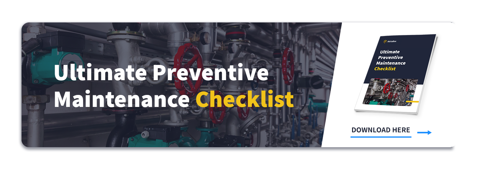 Download - The Ultimate Preventative Maintenance Checklist
