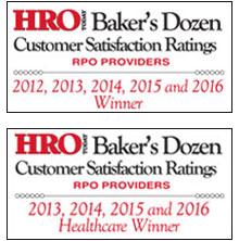 2014 HRO Today Baker's Dozen Winner
