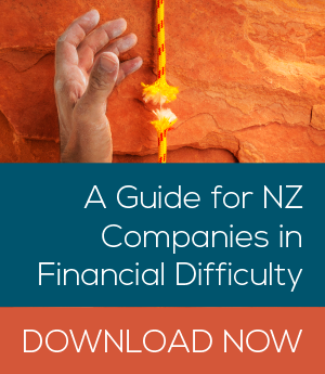 A Guide for NZ Companies in Financial Difficulty