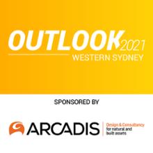NSW Outlook Series 2021 - Western Sydney - Sponsored by Arcadis