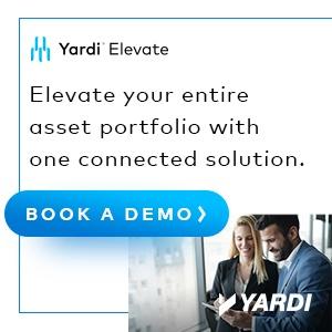 Yardi sponsor of The Property Congress 2021