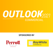 NSW Outlook Series 2021 - Commercial - Sponsored by Perrott Painting and RayWhite Commercial