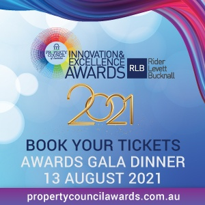Book your tickets for the 2021 Innovation and Excellence Awards Gala Dinner