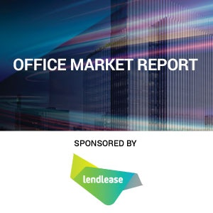 Office Market Report 2021 Sponsored by Lendlease