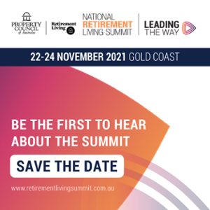 Save the Date 22-24 November 2021 - Gold Coast