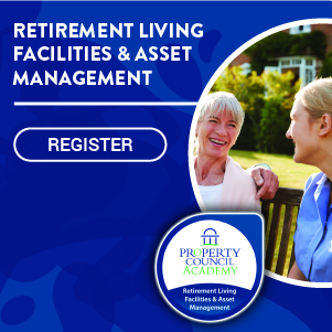 Retirement Living Facilities & Asset Management Virtual Course