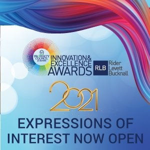 Innovation and Excellence Awards 2021 Expressions of Interest