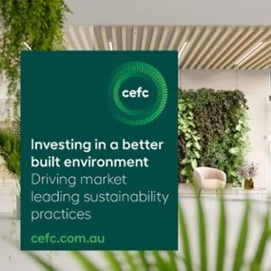cefc sponsor of The Property Congress