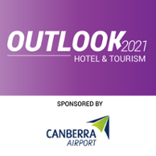 ACT Outlook Series 2021 - Hotel & Tourism - Sponsored by Canberra Airport